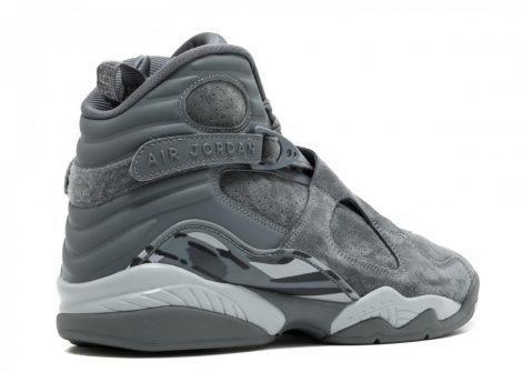 jordan 8 cool grey. \u201ccool grey\u201d air jordan 8 cool grey